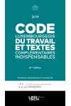 Code luxembourgeois du travail | Édition 2019